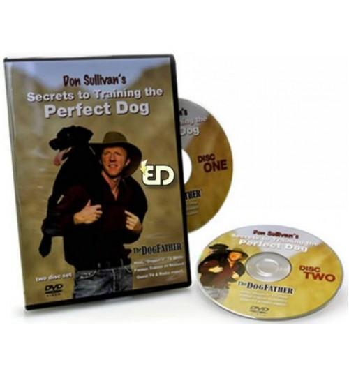 مجموعه DVD تربیت سگ به روش دان سالیوان (دوبله فارسی)