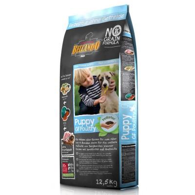 غذای خشک بدون غلات مخصوص توله سگ - 12.5 کیلویی- BELCANDOPuppy GF Poultry