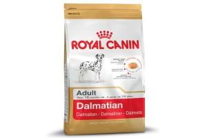 غذای خشک سگ رویال کنین مخصوص نژاد دالمیشن بالای 15 ماه/ 12 کیلویی/ Royal Canin Dalmation Adult