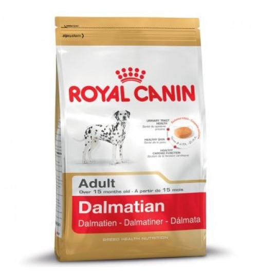 غذای خشک سگ رویال کنین مخصوص نژاد دالمیشن بالای 15 ماه/ 3کیلویی/ Royal Canin Dalmation Adult