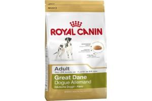 غذای خشک سگ مخصوص نژاد گریت دین بالای 24 ماه/ 12 کیلویی/  Royal Canin GREAT DANE ADULT