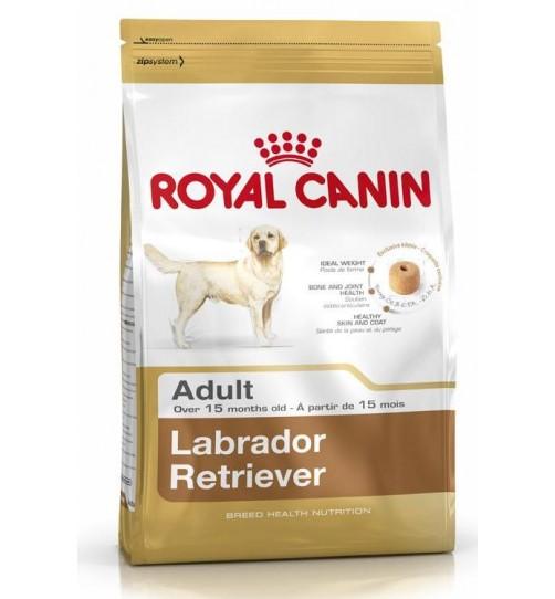 غذای خشک رویال کنین مخصوص نژاد لابرادور بالای 15 ماه/ 3 کیلویی/  Royal Canin Labrador Retriever Adult