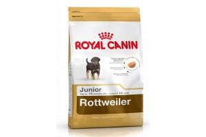 غذای خشک سگ رویال کنین مخصوص توله نژاد روتوایلر 2 تا 18 ماه/ 12 کیلویی/  Royal Canin Rottweiler Junior