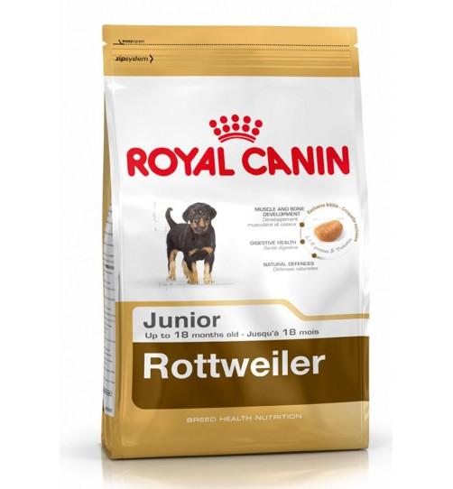 غذای خشک سگ رویال کنین مخصوص توله نژاد روتوایلر 2 تا 18 ماه/ 3 کیلویی/  Royal Canin Rottweiler Junior