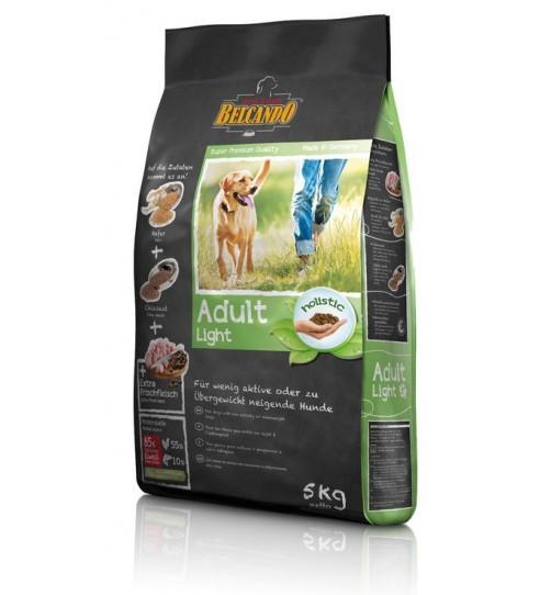 غذای خشک رژیمی سگ مخصوص سگ چاق و مستعد چاقی بلکاندو / 5کیلویی/ Belcando ADULT LIGHT