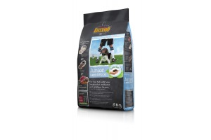 غذای خشک سگ در حال رشد بالای 4 ماه - بره و برنج/ 5 کیلویی/ Belcando JUNIOR LAMB & RICE