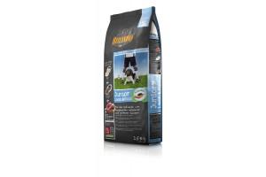 غذای خشک سگ در حال رشد بالای 4 ماه - بره و برنج/ 15 کیلویی/ Belcando JUNIOR LAMB & RICE