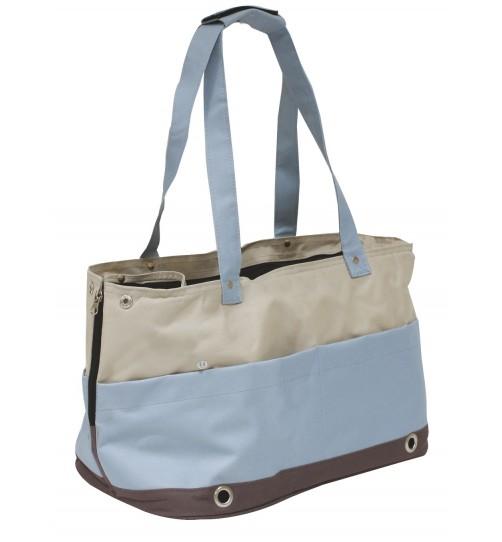 کیف حمل سگ و گربه مدل Aurora/ آبی