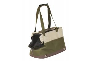 کیف حمل سگ و گربه مدل Aurora/ سبز