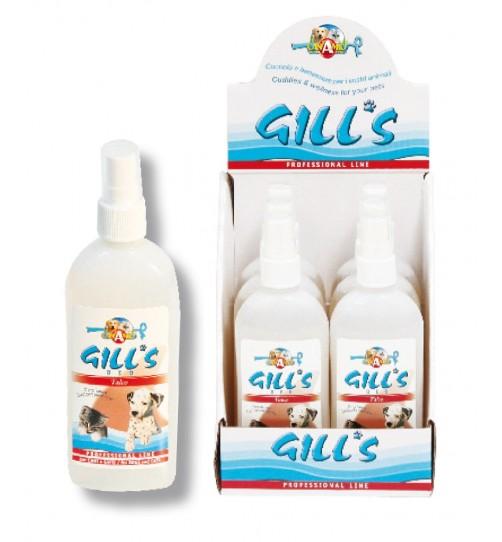 عطر مخصوص گربه و سگ Gill's با رایحه پودر بچه/ 150 میلی لیتر