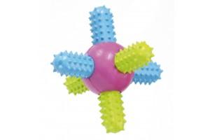 اسباب بازی دندانی سگ مدل مولکول