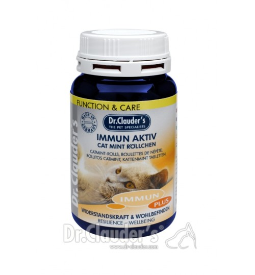 قرص تقویت سیستم ایمنی بدن گربه دکتر کلودرز/ 100 گرم/ Immun Activ