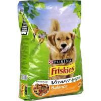 غذای خشک سگ فریسکیز  Balance  با گوشت مرغ و سبزیجات - 10 کیلویی