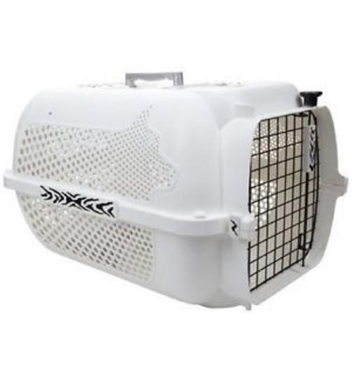 باکس حمل  White Tiger, Large  مخصوص سگ و گربه/ سفید
