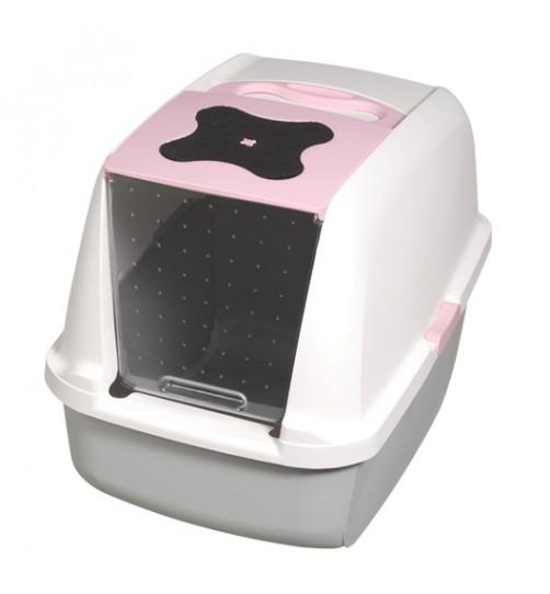 باکس توالت مسقف  گربه/ Hooded Cat Pan