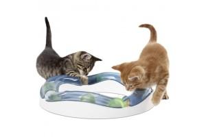 اسباب بازی گربه توپ و تونل سریع/ Elevated Speed Circuit