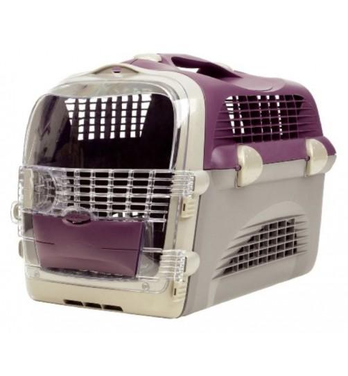 باکس حمل Cabrio مخصوص سگ های کوچک و گربه/ بنفش