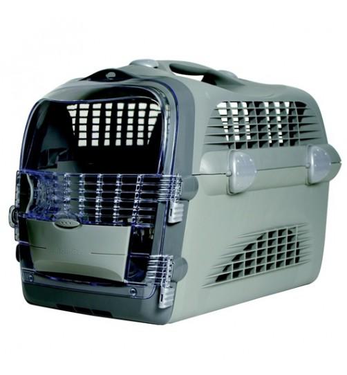 باکس حمل Cabrio مخصوص سگ های کوچک و گربه/ طوسی