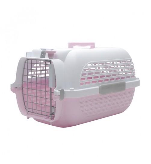 باکس حمل CA  Voyageur Small مخصوص سگ های کوچک و گربه/ صورتی