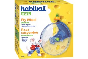 چرخ فلک برای همستر کوتوله و موش/  Mini Fly Wheel