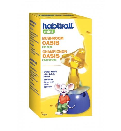 ظرف آب فانتزی جوندگان کوچک/  Mushroom Oasis Water Dish