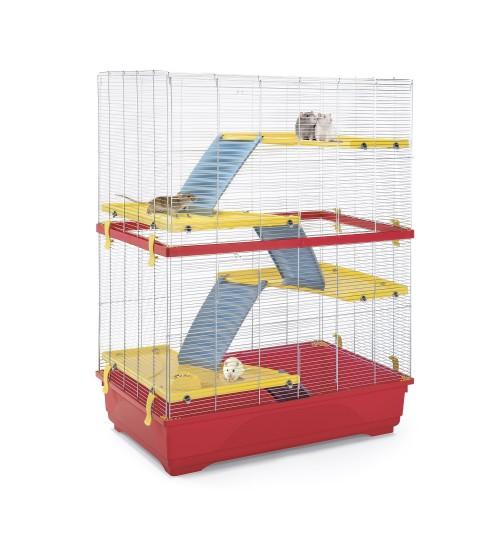 قفس دوبل مخصوص جوندگان کوچک/ Rat 80 Double