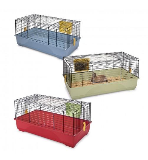 قفس خرگوش و خوکچه هندی مدل Easy 100