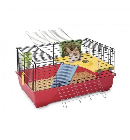 قفس خرگوش و خوکچه هندی مدل RONNY 80