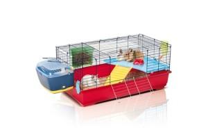 قفس خرگوش و خوکچه هندی مدل Easy plus 100