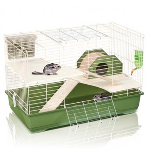 قفس خرگوش و خوکچه هندی/  Woody 100