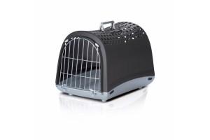 باکس حمل سگ, گربه و حیوانات  خانگی کوچک مدل Linus / مشکی