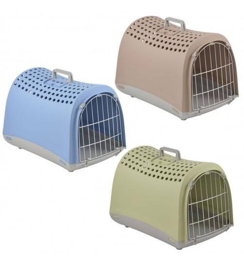 باکس حمل سگ, گربه و حیوانات  خانگی کوچک مدل Linus / در 3 رنگ