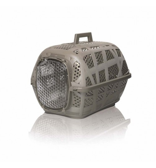 باکس حمل و نقل Carry Sport  مخصوص سگ, گربه  و حیوانات کوچک/  خاکی
