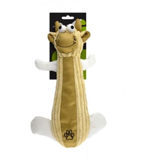 عروسک  اسباب بازی سگ/ گاو پارچه ای/ 30 سانتی