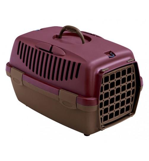باکس حمل  Gulliver 1 با درب پلاستیکی مخصوص سگ و گربه