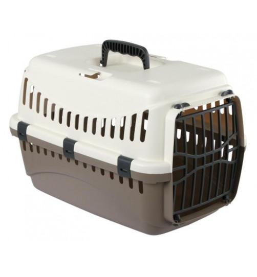 باکس حمل Expedion مخصوص سگ و گربه/ سایز 1 / کرم,  خاکی