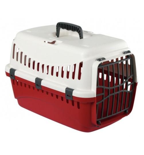 باکس حمل Expedion مخصوص سگ و گربه/ سایز 1 / قرمز,  سفید