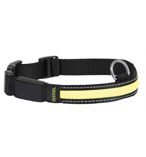 قلاده گردنی سگ چراغ دار شبرنگ/ Light & Reflex Flashing Collar