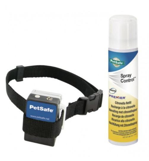 قلاده ضد پارس سگ با عملکرد اسپری/ Anti-Bark Spray Collar