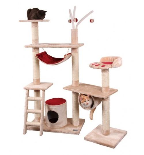 درخت گربه مدل Cat Tree Creativ/ قرمز
