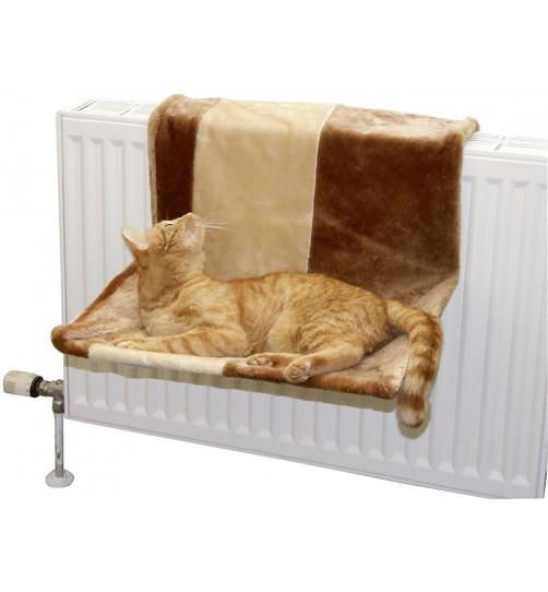 جای خواب گربه با قابلیت اتصال روی شوفاژ (رادیاتور)