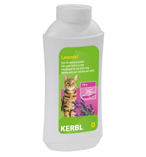 پودر خوشبو کننده خاک گربه با رایحه لوندر