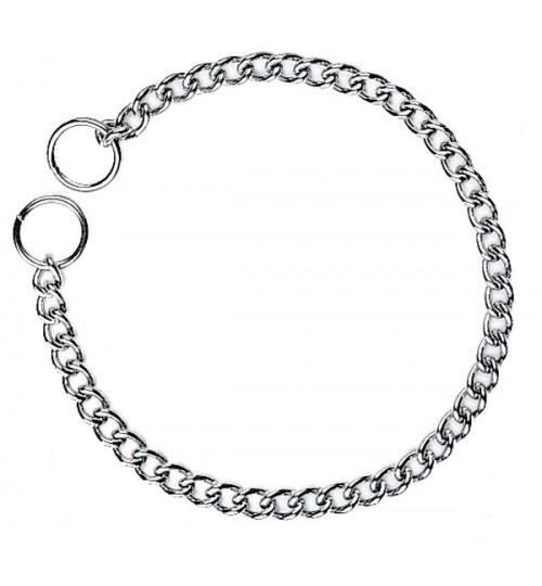 قلاده شوک (زنجیر تربیتی) دوسر حلقه/ Chain Choker