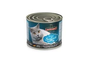 کنسرو ماهی اقیانوسی لئوناردو مخصوص گربه بالغ/ 200 گرمی