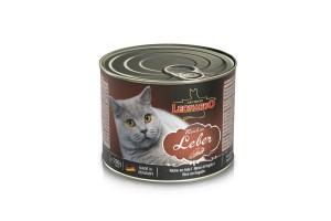 کنسرو جگر لئوناردو مخصوص گربه بالغ/ 200 گرمی