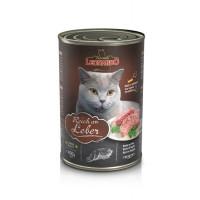 کنسرو جگر لئوناردو مخصوص گربه بالغ/ 400 گرمی