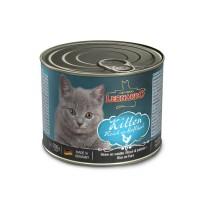 کنسرو بچه گربه لئوناردو/ 200 گرمی/ LEONARDO Kitten