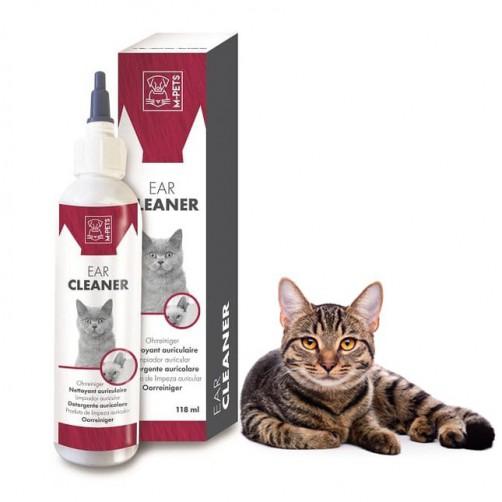 قطره تمیز کننده گوش گربه M-PETS