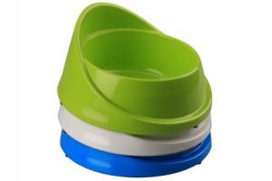 ظرف آب و غذای ملامینی سگ- 1.1 لیتری