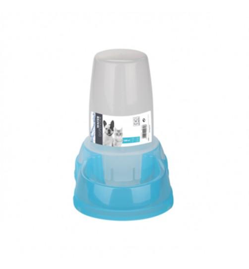 ظرف آب مخزن دار سگ و گربه/ 2.5 لیتری